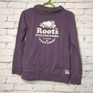 Roots Canada Athletic Goods Turtleneck Sweater